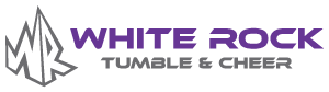 White Rock Tumble & Cheer Logo