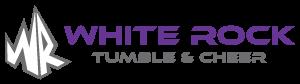 White Rock Tumble & Cheer Logo